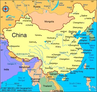 Самая большая страна в мире по численности населения