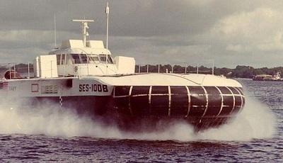 Самый быстрый корабль в мире