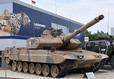Самый мощный танк в мире