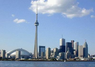 Самый большой город в Канаде