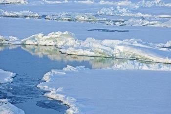 Самый холодный океан в мире