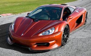 Самый мощный автомобиль в мире