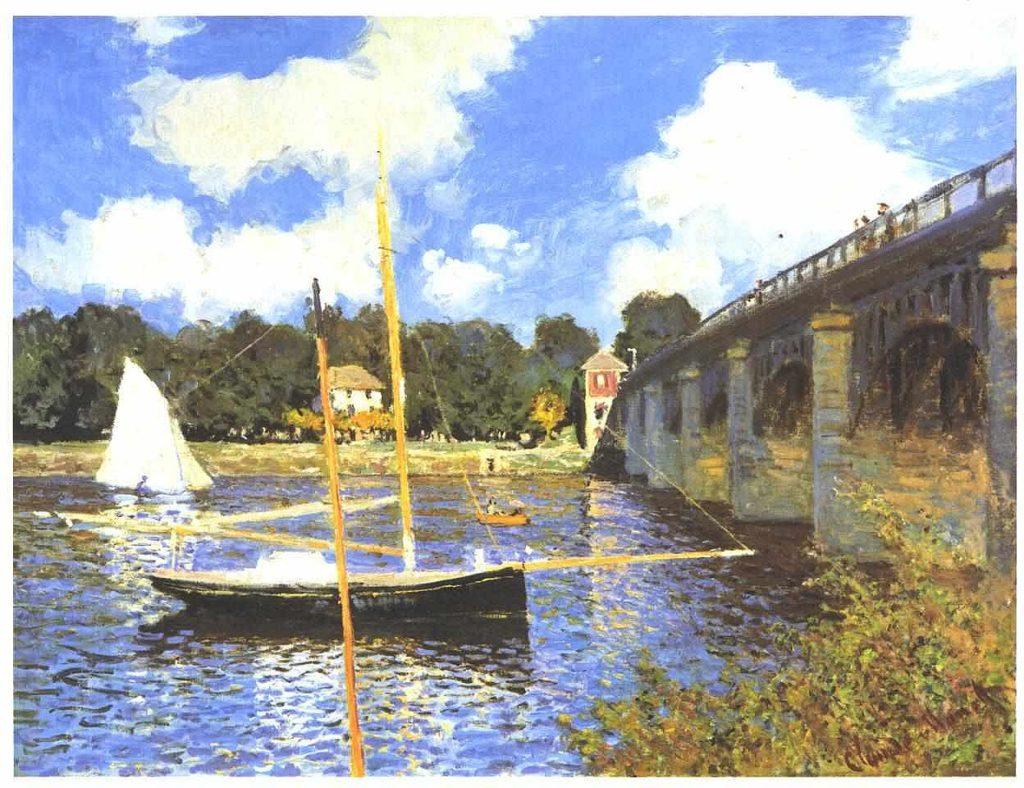 Мост в Аржантее