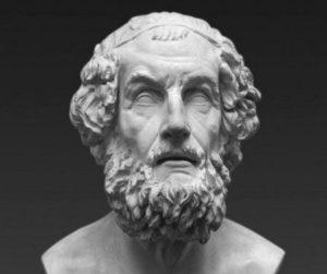Самый знаменитый поэт древней Греции